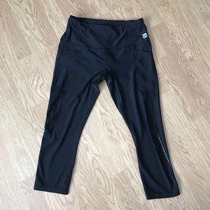 Pants - Capri Yoga Leggings